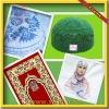 Various elegant Islamic Prayer Mat CBT-153