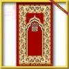 Various embroidery Muslim Prayer mat CBT-102
