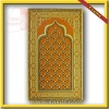 Various style 100% Polyester Islamic Prayer Mat CBT-137
