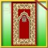 Various style Polyester Muslim Prayer Mat CBT-101
