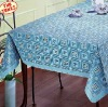 Vinyl Lace Table Cloth