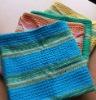 Waffle Yarn Dyed Tea Towel