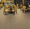 Wall to wall nylon carpet