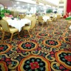 Wedding hall Nylon print carpet
