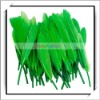 Wholesale! 50pcs Green Goose Feathers For Decoration
