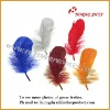 Wholesale Dyed Goose Nagoire Feather