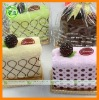 Wholesale cake towel gifts (stock towel)
