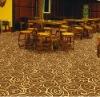 Wilton carpet wool PP hotel carpet restaurant guest room domeino