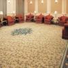 Wilton floral carpet hotel carpet