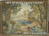 Wool Aubusson Carpet & Tapestry