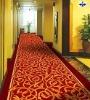 Wool Axminster Carpet For Hotel Corridor