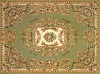 Wool Carpet rug with latex backing and rich pile