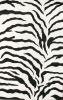 Wool Zebra Rug