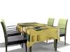 YLTC027 paper table cloth