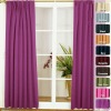 Yarn Dyed Blackout Curtain