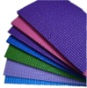 Yoga mat with high quality,variour colors and sizes available