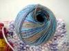 acrylic wool blended socks yarn for knitting