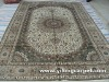 all silk persian rugs