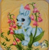 animal design baby blanket