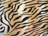 animal printed shu velveteen blankets