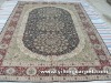 antique persian rug silk antiques