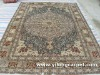antique persian rugs silk on silk