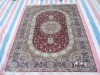 antique silk persian carpets for sale