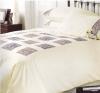 applique bedding set - MOTTLED PATTERNS