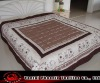 arabian embroidered/applique bedspread