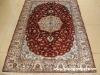 art silk persian oriental rug