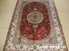 artificial silk rugs china
