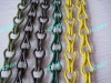 assorted color anodizing aluminium chain link fly screen