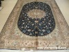 authenticity of silk carpets