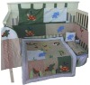 baby boy bedding set with emb MT1018