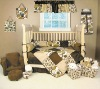 baby boy comforter print bedding set MT4145