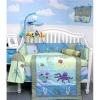baby comforter emb ocean bedding set MT5481