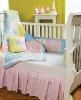 baby comforter emb sunflowers bedding set MT5514