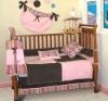 baby comforter print bedding set MT3645