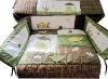 baby cute emb bedding set MT7089