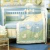 baby emb duck bedding set MT3619