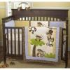 baby patchwork crib bedding
