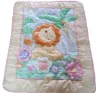 baby unisex bedding cotton with lion MT1340