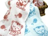 bamboo fiber children towel