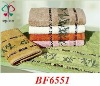 bamboo jacquard towel