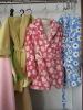 bathrobe :100% polyester coral fleece fabirc