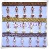 bead tassel string fringe decorative curtain