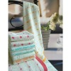 beautiful 100% cotton face towel