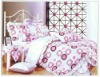 beautiful printed bedsheet