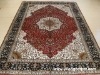 beautiful silk carpets