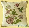 beautiful soft decorative cotton cartoon sofa cushion CT-015